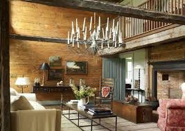rustic chandelier living room lighting ideas living room