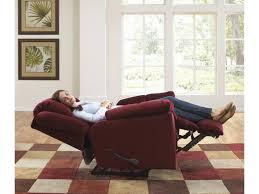 catnapper furniture living room lay flat recliner 4516 7 joe