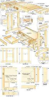 traditional woodworking bench designs plans diy free download