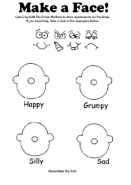 Best Emotions Coloring Pages 33 With Additional Line Drawings