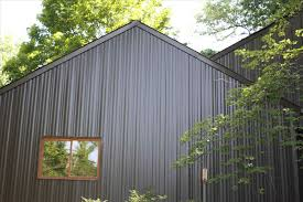Rain Corrugated Tin Siding Shed Steel Wainscoting Keeps The Wall ... Gambrel Steel Buildings For Sale Ameribuilt Structures Wagler Builders Blog Post Frame Building And Metal Roofing Sliding Doors Barn Agricultural Gl Want To Do Something Like This The Door Pole Barn Roof 25 Lowes Siding Tin Sheets Astrowings 1958 Thunderbird A Shed From Scratch P3 Planning Gallery Category Cf Saddle Leather Brown Image Red Cariciajewellerycom Modern Red Metal Stock Photo Of Building 29130452 Truten A1008 In 212 Corrugated Siding Pinterest