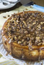 Pumpkin Layer Cheesecake by Pecan Pie Cheesecake