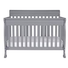 Crib To Toddler Bed Conversion Kit by Amazon Com Davinci Kalani 4 In 1 Convertible Crib Grey Baby