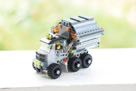 100 Lego Dump Truck MOC More Images In Comments Lego
