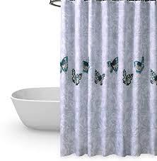 duschvorhang 240 x 200 bad vorhang wasserdichter duschvorhänge anti schimmel waschbarer textil anti bakteriell polyester badewanne dusch