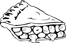 Free Stock s Illustration of a slice of pie