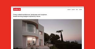 100 Tonkin Architects New Website For Liu London