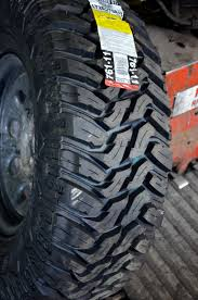 100 New Truck Tires Cooper On The Tacoma AUGIES ADVENTURESAUGIES ADVENTURES