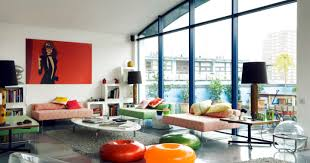 stuhl 60er 70er jahre stil gepolsterte sitzfläche