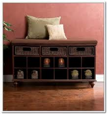 Bench Shoe Storage by Bench And Shoe Storage Wooden Shoe Storage Bench Entryway Bench