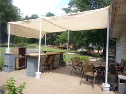 Made This Canopy To Cover The Bar/seating Area This Weekend (July ... Interior Shade For Pergola Faedaworkscom Diy Ideas On A Backyard Budget Backyards Amazing Design Canopy Diy For How To Build An Outdoor Hgtv Excellent 10 X 12 Alinum Gazebo With Curved Accents Patio Sails And Tension Structures Best Pergola Your Rustic Roof Terrace Ideas Diy Retractable Shade Canopy Cozy Tent Wedding Youtdrcabovewooddingsetonopenbackyard Cover
