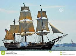Hms Bounty Replica Sinking by Hms Bounty Editorial Photo Image 27390281