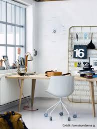 le bureau originale aménagement bureau original avec meuble bureau et étagère récup