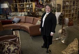 Kay Frandsen s consignment furniture store expands while others