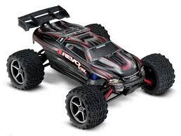 100 Revo Rc Truck Amazoncom Traxxas E VXL 116Scale 4WD Racing Monster