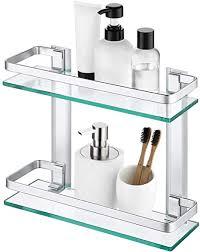 brand umi duschregal glasregal duschablage glas 8