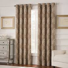 Tommy Hilfiger Curtains Special Chevron by Tommy Hilfiger Mission Paisley Scrolls Boteh Pattern Window Panels