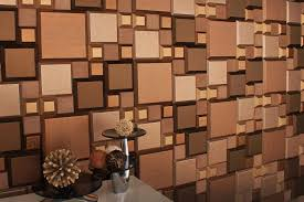 leather tiles india walls faux wall with brown paper tear