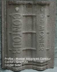 Monier Roof Tile Colours by Monier Concrete Roofing Tiles Advanced Contour