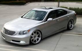 Lexus LS 460 Widescreen Wallpaper Collection