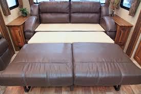 Rv Sofa Bed Shop4seats Com by Rv Leather Sofa Bed Centerfieldbar Com
