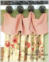Simply Shabby Chic Curtain Panel by Cottage Style Curtains And Drapes Shabby Chic Curtains Drapes