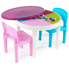 Little Tikes Table And Chair Set Primary Kids 2 In 1 Plastic ... Vintage Little Tikes Kids Children Size White Blue Table Set And Chairs Classic Creative Home Easy Store Jr Play With Umbrella Bluegreen Details About Red W 2 Chunky Garden And Multiple Colors Big Siriu Solid Wood Fniture Chair Kidkraft T Robust Large Pnic Also Little Tikes Desk Buyflagyl Diy Table Chairs We Used Krylon Fusion Walmart Bright N Bold