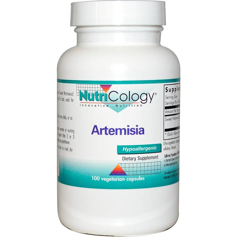 Nutricology Artemisia Supplements - 100ct