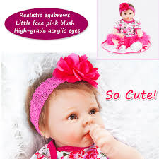 Buy 20 Inch Baby Dolls And Get Free Shipping On AliExpresscom