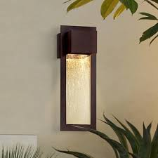 minka westgate 20 high bronze outdoor wall light 5k080 ls