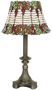 Quoizel Tiffany Lamp Shades by 33 Best Tiffany Style Lamps Images On Pinterest Stained Glass