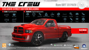 The Crew™-Street Edition Pack-Dodge RAM SRT-10 2004 Street Edition ... 2005 Dodge Ram Pickup 1500 Srt10 2dr Regular Cab For Sale In The Was The First Hellcat 2017 Ram Srt Review Top Speed Auto Shows News Car And Driver A Future Collectors 2004 Viper 83l V10 Electrical Engine Test This Durango Muscle Truck Concept Is All We Ever Wanted Cwstreet Edition Packdodge Street S1 Houston 2018 As Tow Vehicle Forum