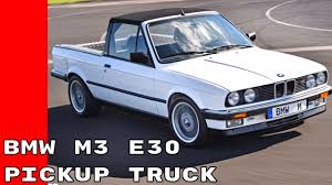 1986 BMW M3 E30 Pickup Truck Prototype - YouTube My E30 With A 9 Lift Dtmfibwerkz Body Kit Meet Our Latest Project An Bmw 318is Car Turbo Diesel Truck Youtube Tow Truck Page 2 R3vlimited Forums Secretly Built An Pickup Truck In 1986 Used Iveco Eurocargo 180 Box Trucks Year 2007 For Sale Mascus Usa Bmws Description Of The Mercedesbenz Xclass Is Decidedly Linde 02 Battery Operated Fork Lift Drift Engine Duo Shows Us Magic Older Models Still Enthralling Here Are Four M3 Protypes That Never Got Made Top Gear