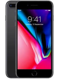 The Apple iPhone 8 Plus 256GB mobile features a