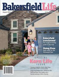 Halloween Town Bakersfield by Bakersfield Life Magazine August 2017 By Tbc Media Specialty