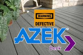 azek building products inc faces class action lawsuit over deck