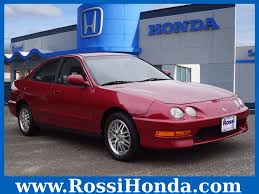 50 Best Used Acura Integra for Sale Savings from $3 359
