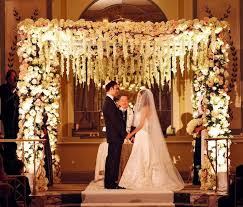 Hitched Wedding Planners Singapore 17 Lavish Wedding Canopy