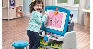 Step2 Art Easel Desk Toys by Kohl U0027s New 10 Off 25 Purchase Coupon U003d Step2 Flip U0026 Doodle