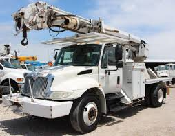 Buy Or Rent Used Bucket Trucks, Boom Trucks, Pressure Diggers And ...