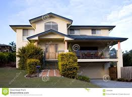 100 Modern Two Storey House Two Storey House Stock Photo Image Of Modern 10300598