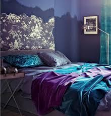 chambre bleu et mauve awesome chambre mauve et turquoise photos ansomone us ansomone us
