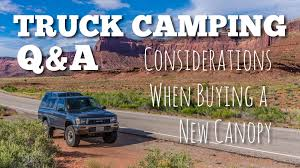 100 Pickup Truck Camping Ultimate Guide To Outfitting Living In A Canopy