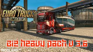 Big Heavy Pack V3.6 Mod For ETS 2 Krone Big X 480630 Modailt Farming Simulatoreuro Truck Real Tractor Simulator 2017 For Android Free Download And Pro 2 App Ranking Store Data Annie Big Truck Play In Sand Toys Games Others On Carousell Addon The Heavy Pack V36 From Blade1974 Ets2 Mods Euro Ford Various Redneck Trucks Graphics Ments Doll Vario With Big Bell American Red Monster Toy Videos Children Ps3 Inspirational Driver San Francisco Enthill Cargo Dlc Review Impulse Gamer