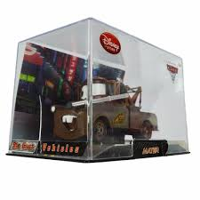 100 Tow Truck From Cars Disney Store Mater 143 Diecast Pixar Case 2 Toy