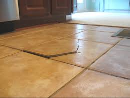 Thinset For Porcelain Tile On Concrete by 7 Causes Of Cracked Ceramic Tile Floor