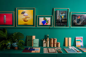 100 Interiors Online Magazine Colorful Interiors Archives Trendland Curating The