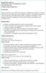 Secretary Resume Examples Beautiful Information