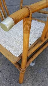 Ficks Reed Lounge Chair by 14 Best Vintage And Woven Images On Pinterest Rattan Loveseats