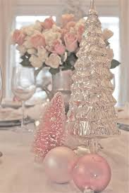 I Am Dreaming Of A Pink Christmas Love To Add Little Into Decorations Gorgeous Rosy Blush Deep Pinks Hot